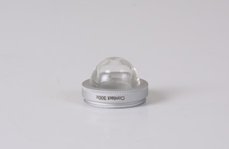 Immersion fluid contact adapter for 300x lens ( spare part )